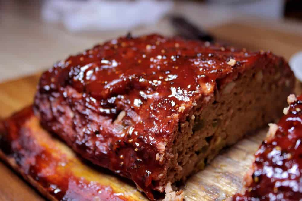 Planked Smoked Meatloaf Recipe Jalapeno Buttermilk