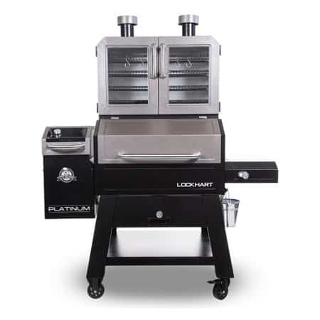 Pit Boss Lockhart Platinum Series Pellet Smoker