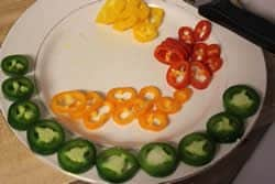 Pepper rings