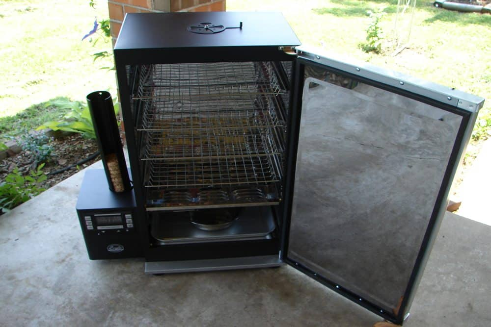 Bradley Smoker: Bradley Digital 4-rack Smoker Instructions