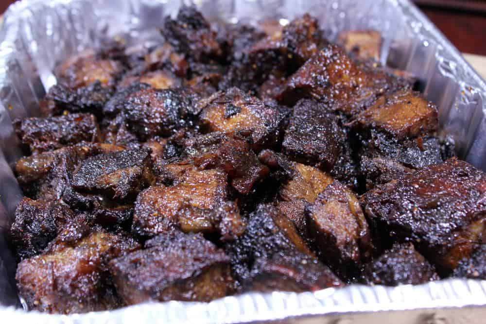 Smoked Chuck Roast Burnt Ends Smoking Meat Newsletter