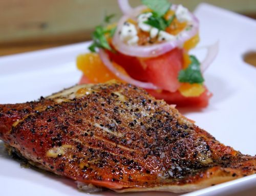 Smoked Steelhead Trout – Buttery Goodness!