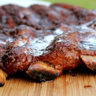 Beef Back Ribs – Prime Rib on a Stick