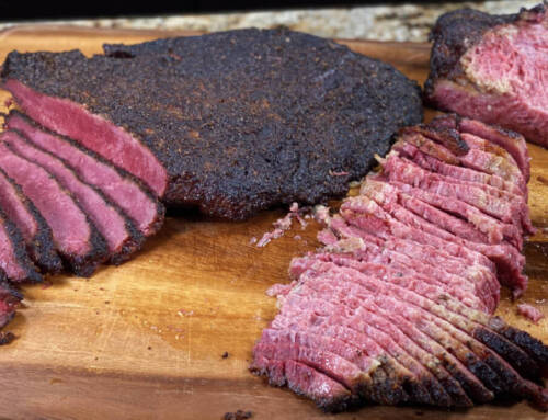 Homemade Pastrami from Brisket – The Smoke