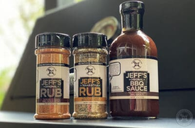 Jeff's Rubs and Sauce