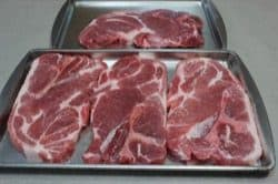 Pork Steaks for Labor Day