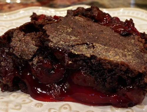 Cherry Black Forest Dump Cake