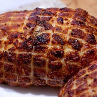 Smoked Boneless Turkey Breast for Thanksgiving
