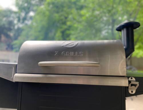 Z-Grillz Review 2021 Model 600D3E