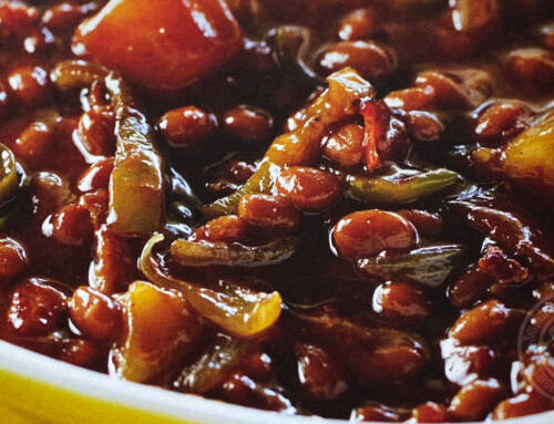 Dutch's Wicked Baked Beans