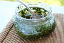 Herb paste for lamb