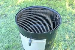 replace grates on smoker