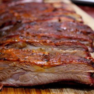 3-2-1 Spare Ribs for Super Bowl