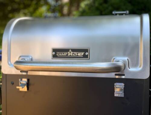 Camp Chef Pursuit Portable Pellet Grill Review