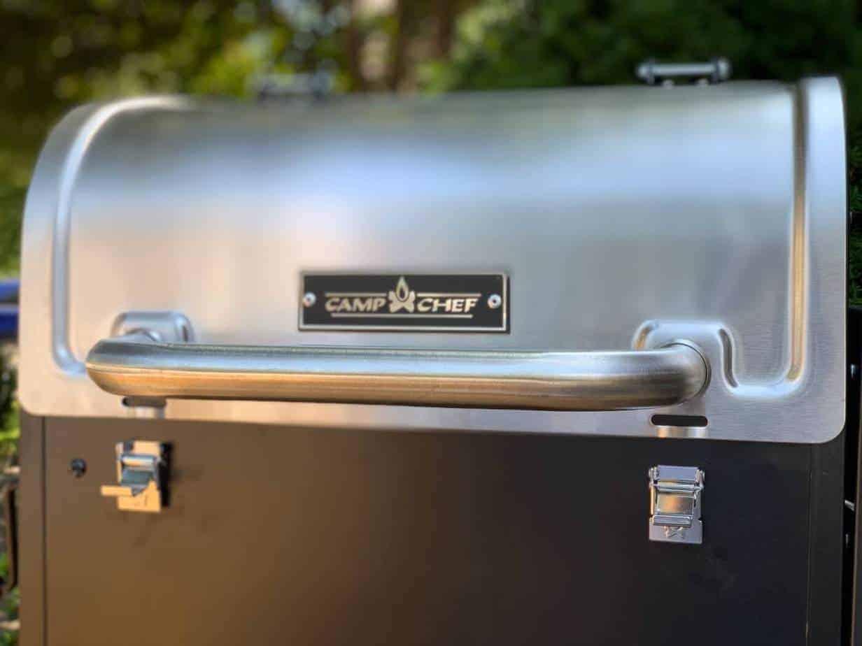 Camp Chef Pursuit (Portable pellet smoker)