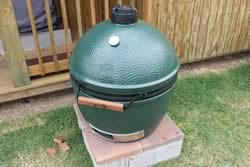 Big Green Egg Instructions