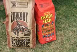 Royal Oak lump charcoal