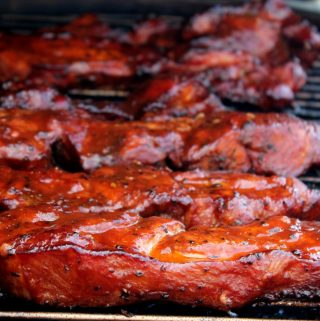 Smoked Pork Country Style Ribs – Cherry Dr Pepper