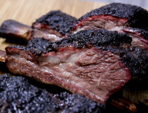 Check Out These Enormous Beef Short Ribs