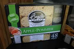 Apple bisquits
