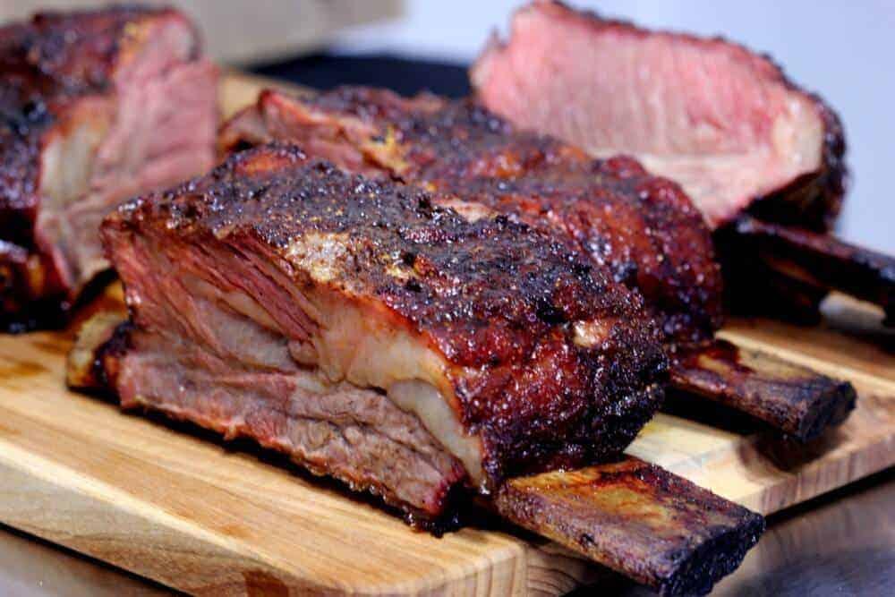 Smoked Beef Short Ribs Aka Quot Dinosaur Ribs Quot