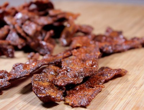 Cherry Smoked Pig Candy with Bourbon – Bacon Nirvana