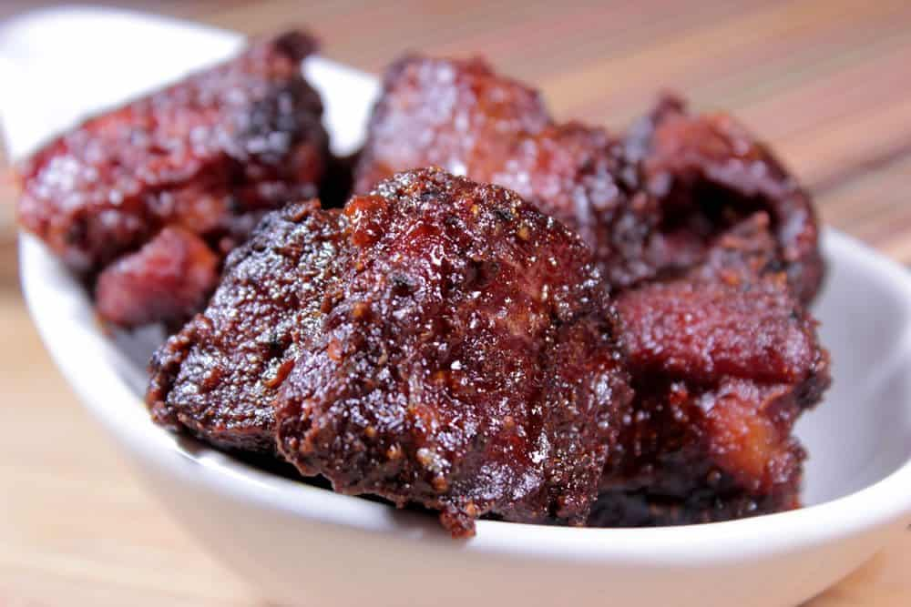 Pork Country Style Rib Burnt Ends - Smoking Meat Newsletter