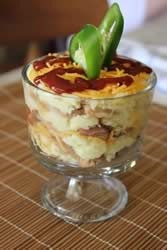 Pulled Pork Parfaits