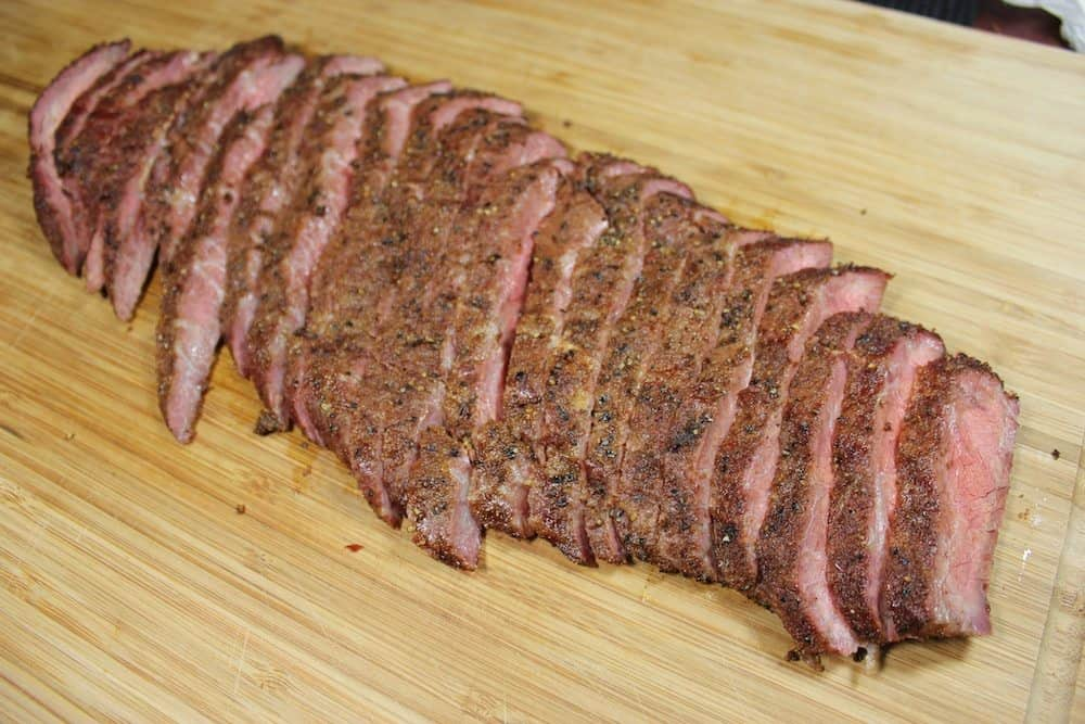 how to cook flat iron steak on grill