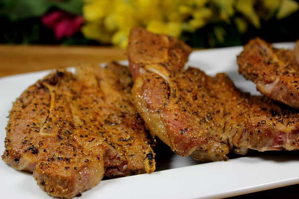 Smoked lamb shoulder chops smoking meat newsletter view larger image publicscrutiny Images