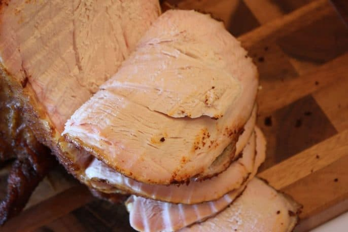 Smoked bone-in Turkey Breast 045-1000x667