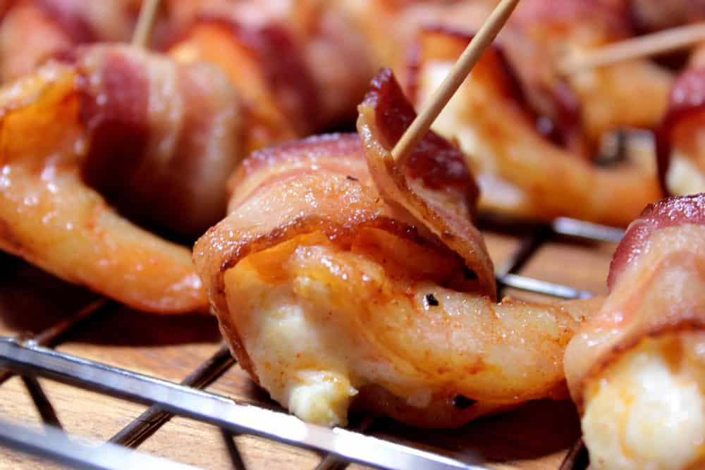 ... bacon wrapped shrimp poppers bacon wrapped jalapeno and cheese stuffed