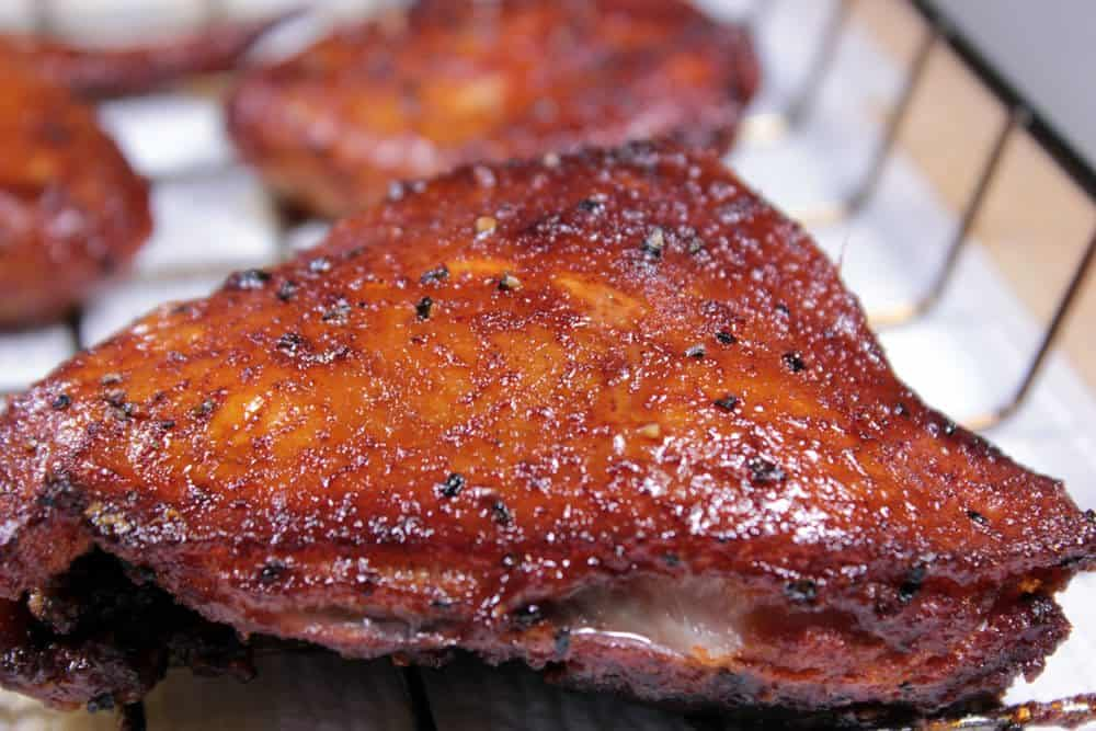 Beer Brined Smoked Chicken Smoking Meat Newsletter