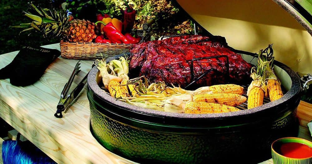 Big Green Egg Ceramic Cooker Instructions
