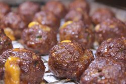 cheesy-smoked-meatballs