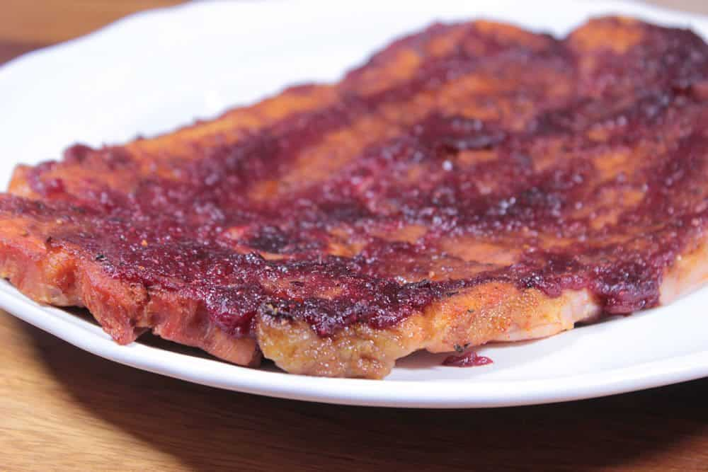 double smoked ham steaks