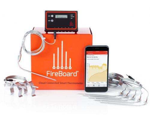 Fireboard Thermometer: Cloud Connected