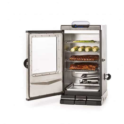Masterbuilt 30-inch Electric Bluetooth Smoker