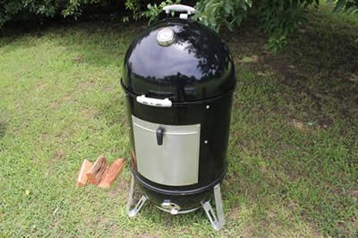 How to Season a Weber Smokey Mountain (WSM) Smoker