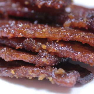 Smoked Bacon Candy (Pig Candy)