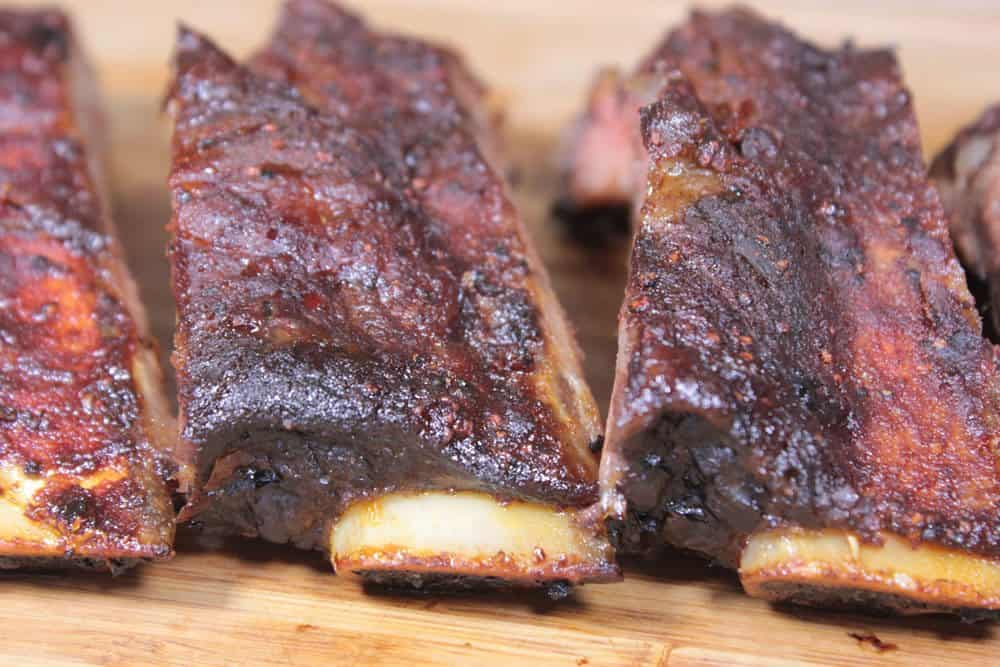 Smoked beef back ribs smoking meat newsletter - How to smoke meat ...