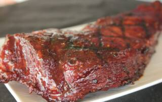 smoked beef country style ribs 1