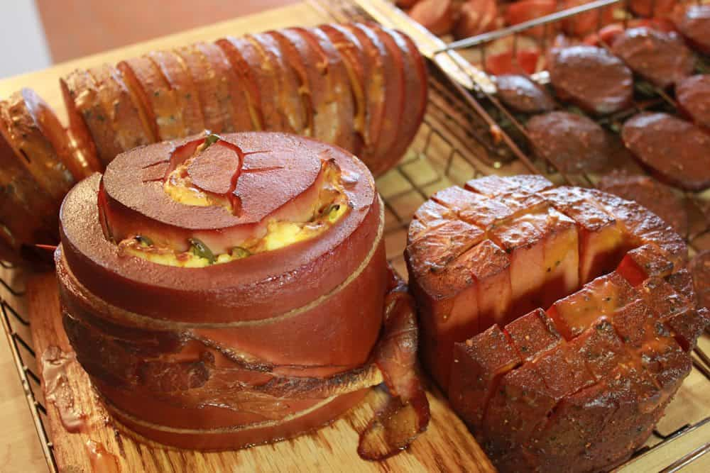 Smoked bologna great superbowl food smoking meat newsletter - How to smoke meat ...