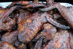 Smoked Chicken Wings - To Die For!