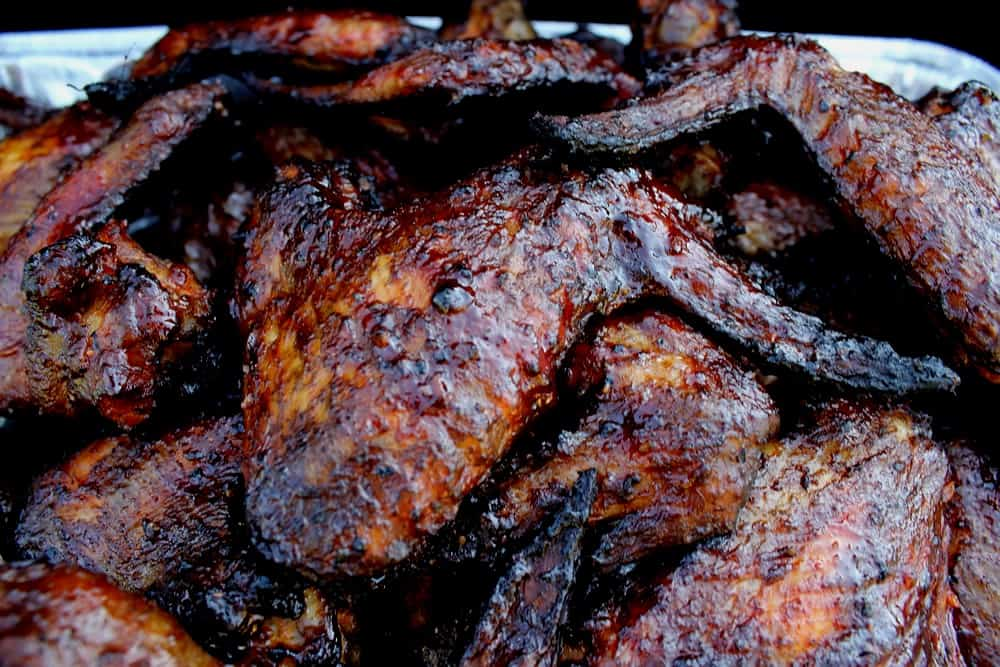 Smoked Chicken Wings Smoking Meat Newsletter