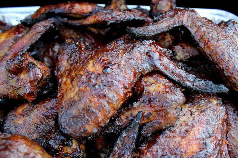 Smoked chicken wings smoking meat newsletter - How to smoke meat ...