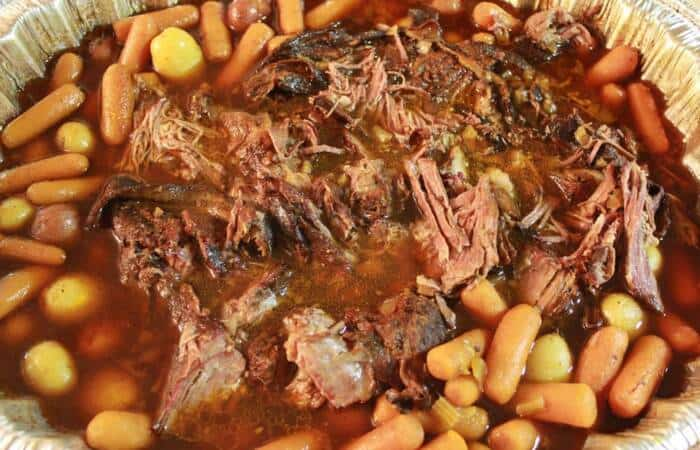 smoked chuck roast with vegetables 1000
