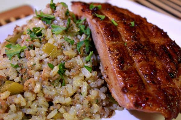 smoked-duck-with-dirty-rice-600x400