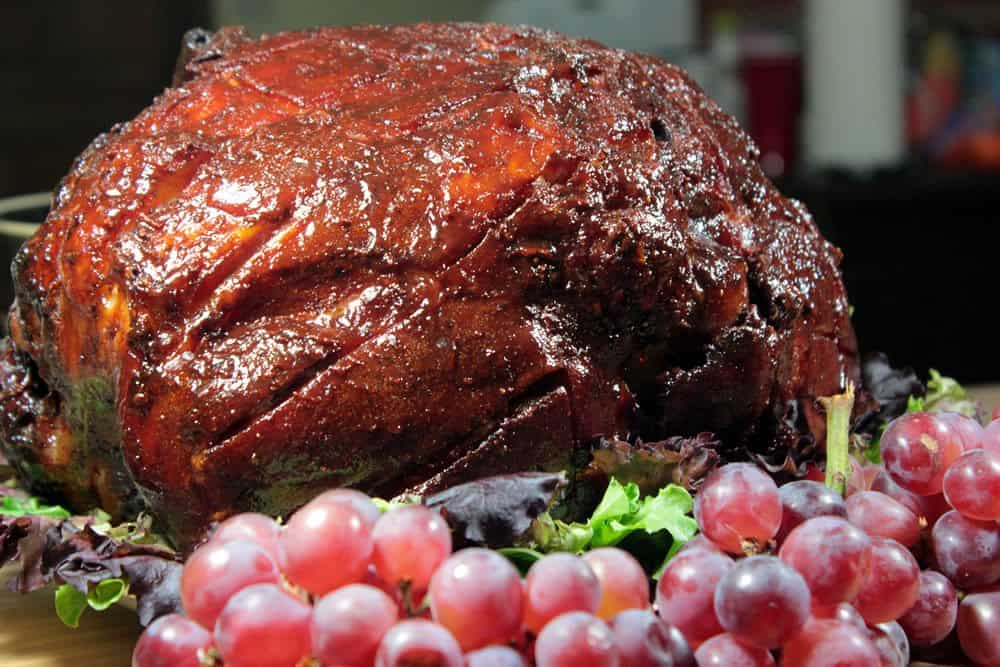 Double Smoked Ham For Easter Smoking Meat Newsletter