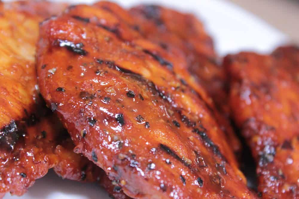 smoked grilled chicken breast 2